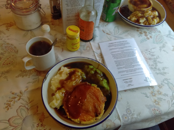 Pie of Humble Pie & Mash
